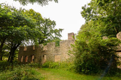 Tyneham Imagenes de archivo