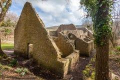 Tyneham Dorset Inghilterra fotografie stock libere da diritti