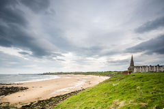 Tynemouth Long Sands Stock Photos