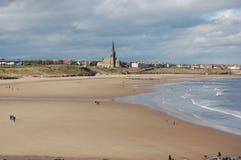 Tynemouth Longsands4 Stockbilder