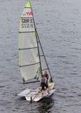 Tynemouth Sailing Club Members. Royalty Free Stock Image