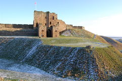Tynemouthcastle Stock Photography