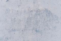 Tynk błękit i whiteThe tekstura stara krakingowa farba o obrazy royalty free