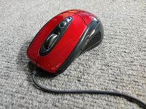 typ för den optiska musen har linjen arkivbilder