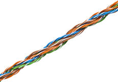 typ för europeisk ström för kabel 220v elektrisk fotografering för bildbyråer