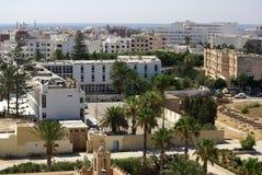 Typ Monastir w Tunezja, Afryka Fotografia Stock