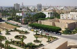 Typ Monastir w Tunezja, Afryka obrazy royalty free