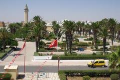 Typ Monastir w Tunezja, Afryka Zdjęcie Royalty Free