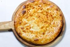 Typ pizza w gruzinu stylu zdjęcie stock
