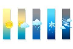 typ pogoda ilustracji
