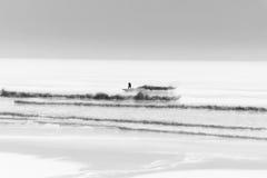 Type 1 de vague déferlante Image stock