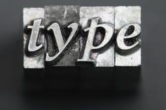 Type Photos libres de droits