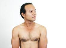 Type 8 de muscle Image libre de droits