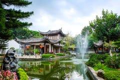 Type chinois Photos libres de droits