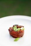Type chinois cuit par porc Photos stock