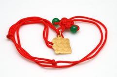 type chinois de cadeau Image stock