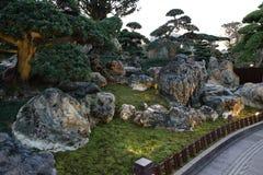 type chinois de jardin Photos stock