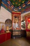 Type chinois de statue de Bouddha image libre de droits