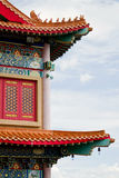 Type chinois de toit Photos libres de droits
