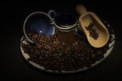 Type of coffee Royalty Free Stock Photography