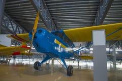 Type d'avions, cadet d'un état à un autre de s.1a Photos stock