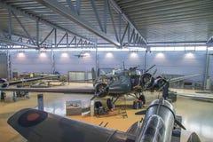 Type d'avions, ju 52 de junkers Photos stock