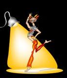 Type de danse Images stock