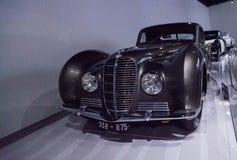 Type 1937 de Delahaye 145 Photographie stock libre de droits