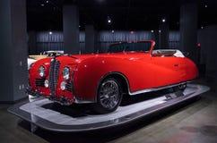 Type 1949 de Delahaye 175 coupé de Drophead Photo libre de droits