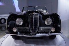 Type 1953 de Delahaye 178 par Chapron Images libres de droits