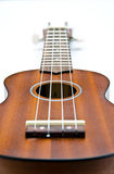 Type de guitare d'Hawaï d'Ukulele Photographie stock