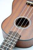 Type de guitare d'Hawaï d'Ukulele Photo libre de droits