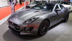 Type de Jaguar F Photo stock