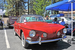 Type 34 de Karmann Ghia Photos libres de droits