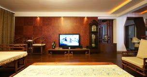 type de maison de décoration joli seul Photo libre de droits