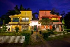 Type de maison de l'Italie Images stock