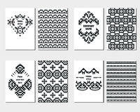 Type ethnique Images stock