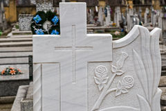 Type of funeral cross 18 Stock Images