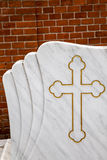 Type of funeral cross 11 Royalty Free Stock Photo