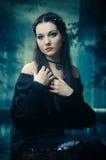 Type gothique photo stock