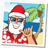 Type, je suis des vacances ! ! ! Photographie stock libre de droits