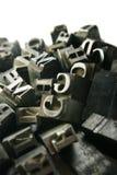 Type mobile Image libre de droits