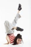 type moderne de danseur Image libre de droits