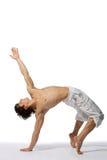 type moderne de danseur Photos libres de droits