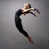 type moderne de danseur Images libres de droits