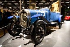 Type réservoir Genève 2014 de Bugatti de 57G Images libres de droits