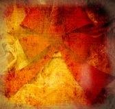 Type rouge de cru de noeud de proue Image libre de droits