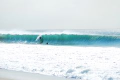 Type surfant de la Californie Photo stock