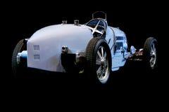 Type 59 voiture de Bugatti de course de Grand prix 1934 Images libres de droits