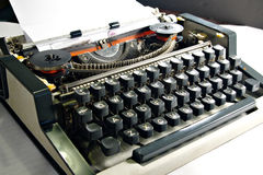 Type writer Royalty Free Stock Image